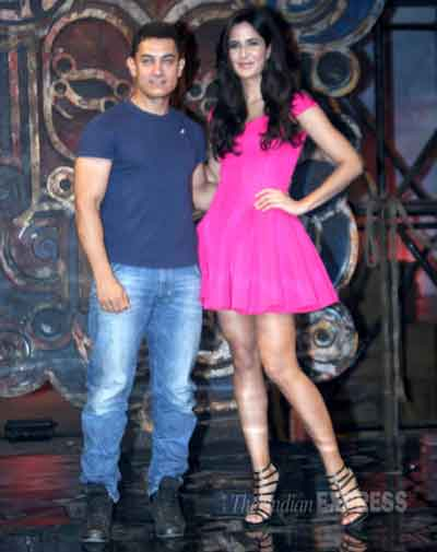 Aamir khan want to see Salman and Ketrina in real life