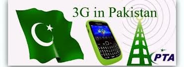 Why 3G is not in Pakistan